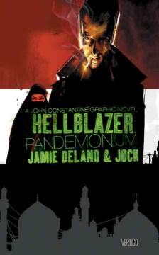 John Constantine, Hellblazer. Pandemonium cover image