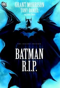 Batman. R.I.P. cover image