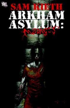 Arkham Asylum : madness cover image