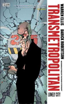 Transmetropolitan. 5, Lonely City cover image