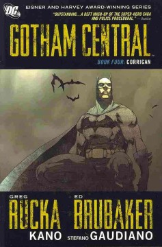 Gotham Central. Book four, Corrigan cover image