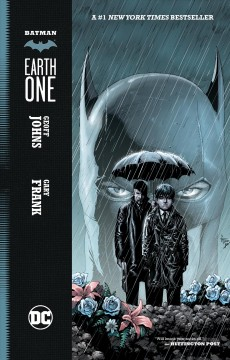 Batman. Earth one cover image