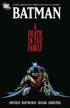 Batman. A death in the family cover image