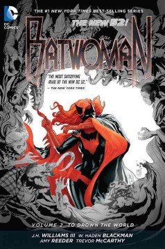 Batwoman. Volume 2, To drown the world cover image