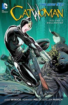 Catwoman. Volume 2, Dollhouse cover image