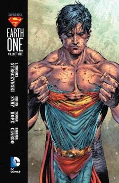 Superman. Earth one, Volume three cover image