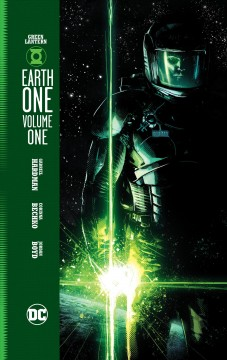 Green Lantern : Earth one. Volume one cover image
