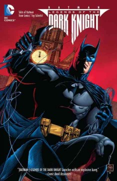 Batman. Legends of the Dark Knight, Volume 1 cover image