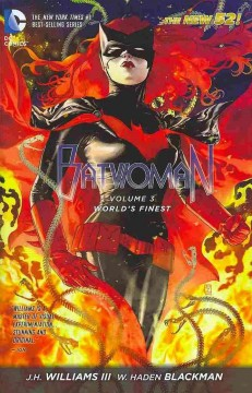 Batwoman. Volume 3, World's finest cover image