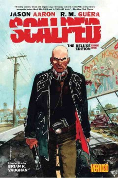 Scalped. Book 1, the deluxe edition cover image