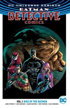 Batman Detective Comics. Vol.1, Rise of the Batmen cover image