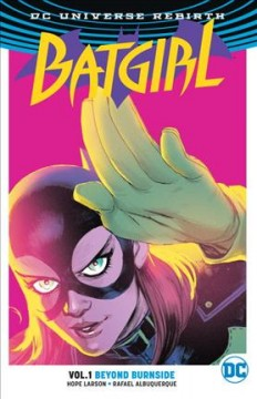 Batgirl. Vol. 1, Beyond Burnside cover image