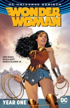 Wonder Woman. Vol. 2, Year one cover image
