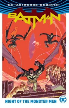 Batman : night of the monster men cover image