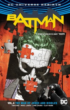 Batman. Vol. 4, The war of jokes and riddles cover image