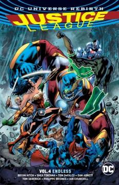 Justice League. Vol. 4, Endless cover image