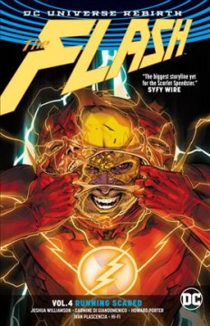 The Flash. Vol. 4, Running scared cover image