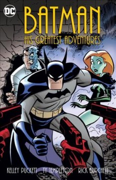 Batman : his greatest adventures cover image