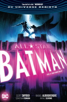 All star Batman. Vol. 3, The first ally cover image