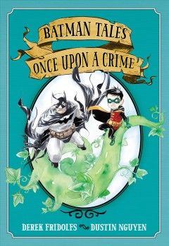 Batman tales. once upon a crime cover image