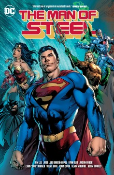 The Man of Steel cover image