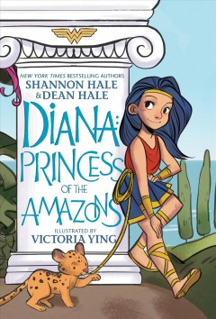 Diana, Princess of the Amazons : a graphic novel cover image