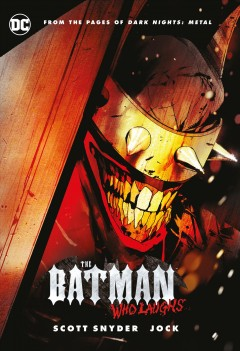 The Batman who laughs cover image