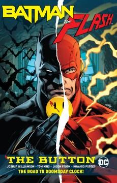 Batman/The Flash. The button cover image