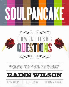 SoulPancake : chew on life's big questions cover image