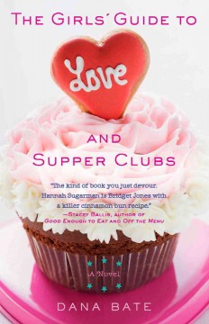 The girls' guide to love and supper clubs cover image