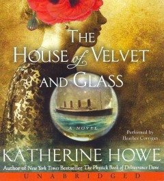 The house of velvet and glass cover image