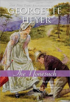 The nonesuch cover image
