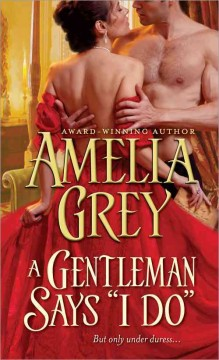 "A gentleman says ""I do"" cover image"