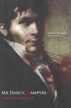 Mr. Darcy, vampyre cover image