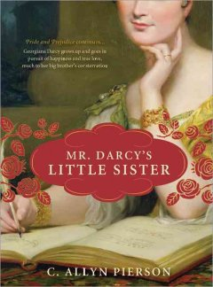 Mr. Darcy's little sister cover image