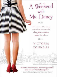 A weekend with Mr. Darcy cover image