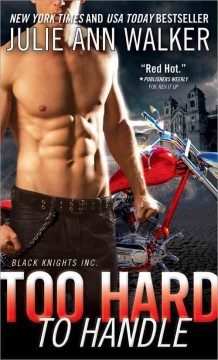 Too hard to handle cover image