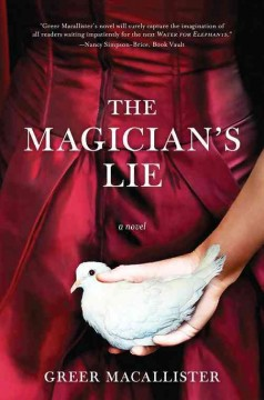 The magician's lie cover image