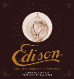 Edison and the rise of innovation cover image