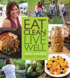 Eat clean, live well cover image
