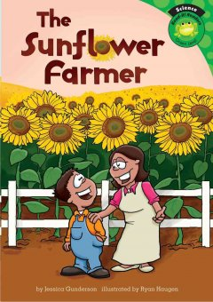 The sunflower farmer cover image