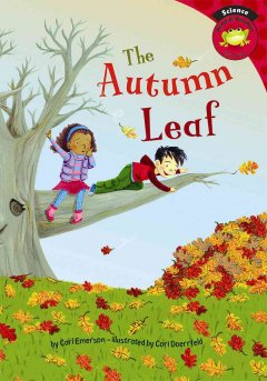 The autumn leaf cover image