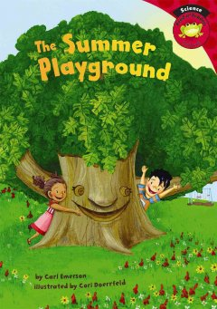 The summer playground cover image