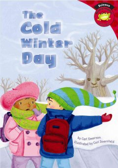 The cold winter day cover image