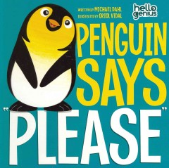 "Penguin says ""Please"" cover image"