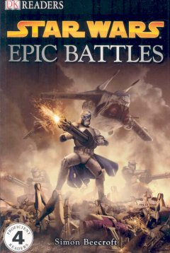 Star wars. Epic battles cover image