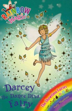 Darcey the dance diva fairy cover image