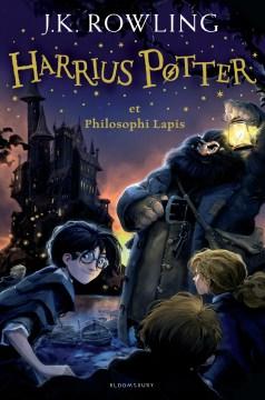 Harrius Potter et philosophi lapis cover image