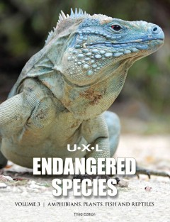 U-X-L endangered species cover image