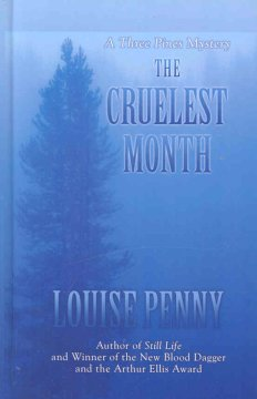 The cruelest month cover image